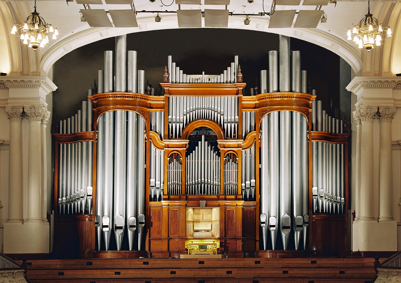 The Auckland Town Hall Organ